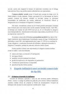 Acte necesare pentru constituirea unui SRL cu un singur membru societar - Pagina 5