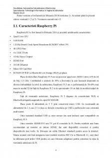 Implementarea unui server MQTT utilizând platforma Raspberry Pi - Pagina 4