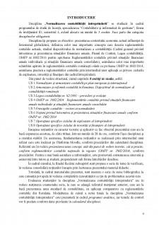 Normalizarea contabilității întreprinderii - Pagina 4