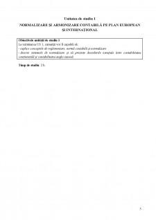 Normalizarea contabilității întreprinderii - Pagina 5