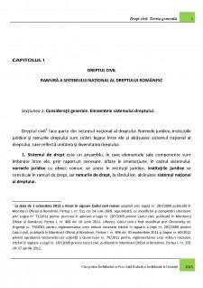 Drept civil - Teoria generala - Pagina 5