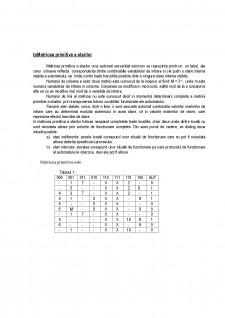 Schemă de comandă a ciclului automat pentru realizarea de canale rectangulare j pe o mașina de frezat - Pagina 5