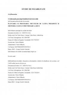 Plantarea și procesarea fructelor de cătină proaspete și obținerea uleiului prin presare la rece - Pagina 3