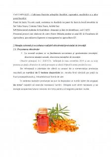 Plantarea și procesarea fructelor de cătină proaspete și obținerea uleiului prin presare la rece - Pagina 4