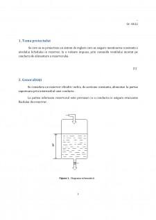 Controlul Fuzzy în reglarea automată a nivelului în rezervor - Pagina 3