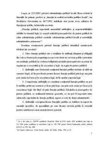 Managementul Funcției Publice - Pagina 2