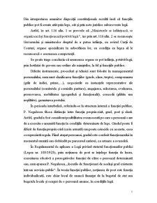 Managementul Funcției Publice - Pagina 5
