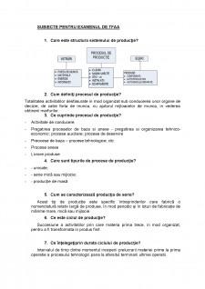 Întrebări tehnologii de fabricare - Pagina 1