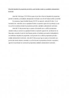 Drepturi reale, rezumat materie - Pagina 2