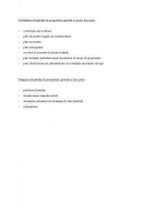 Drepturi reale, rezumat materie - Pagina 3