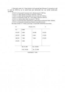 Portofoliu contabilitate generală - aplicații - Pagina 4