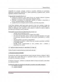 Sistemul fiscal - Pagina 3