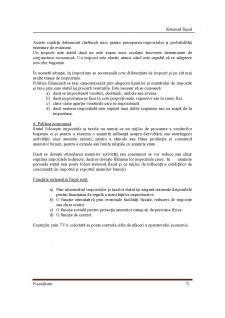 Sistemul fiscal - Pagina 5