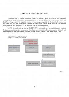 Raport de analiza Alro SA - Pagina 2