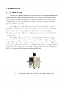 Imaginea Radioscopică a Sistemelor de Scanare cu Raze X - Pagina 4