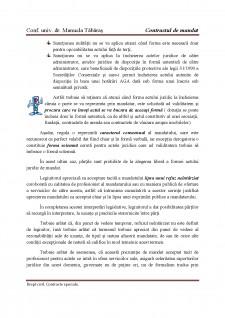 Contract de mandat - Pagina 5