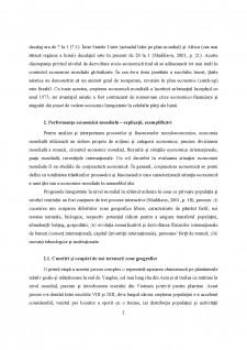Economia mondială - evoluție și particularități sub aspectul unei perspective milenare - Pagina 2