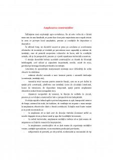 Amplasarea construcțiilor - Pagina 1