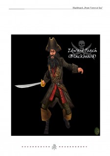 Black Beard - Piratul care a terorizat mările - Pagina 2