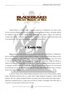 Black Beard - Piratul care a terorizat mările - Pagina 5