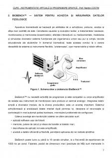 Instrumentație virtuală și programare grafică - Pagina 2