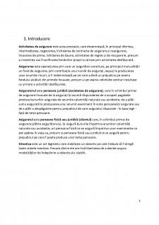 Implicații ale directivelor europene în domeniul asigurărilor non-viață - Pagina 3