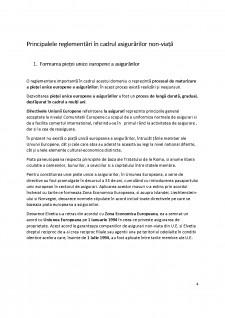 Implicații ale directivelor europene în domeniul asigurărilor non-viață - Pagina 4