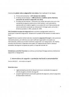 Implicații ale directivelor europene în domeniul asigurărilor non-viață - Pagina 5