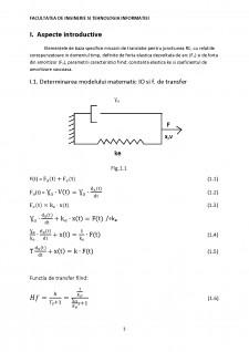 Studiul joncțiunii RC mecanic de translație - Pagina 3