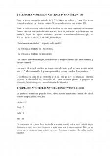Aspecte didactice ale predarii-invatarii numerelor naturale la clasele primare - Pagina 3