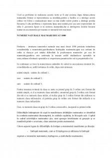 Aspecte didactice ale predarii-invatarii numerelor naturale la clasele primare - Pagina 4