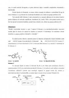 Design-ul, sinteza și analiza structurală a unor noi melamine dendritice chirale cu unități periferice de tip serinol-aminoacetalice - Pagina 3