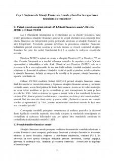 Modele si structuri privind situatiile financiare anuale, conform IAS 1 - Situatii financiare anuale si Directiva 34-2013 - Pagina 3
