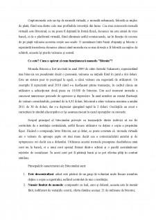 Monedele virtuale-criptomonede - Avantaje și riscuri - Pagina 2