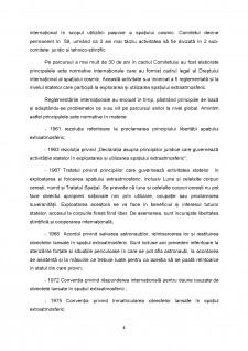 Protecția spațiului extraatmosferic - Pagina 4