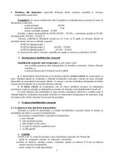 Politici și opțiuni contabile privind imobilizările corporale - Pagina 2