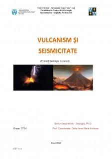 Vulcanism și seismicitate - Pagina 1