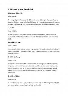 Analiza comparativă a calității telefoanelor mobile - Pagina 3