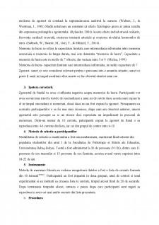 Influența zgomotului de fundal asupra memoriei de lucru - Pagina 3