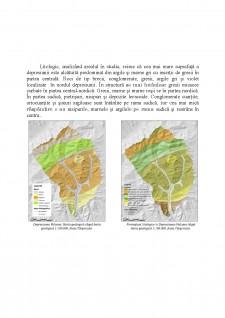Modificări ale serviciilor ecosistemice - analizate la nivelul Depresiunii Vulcana Băi - Pagina 4