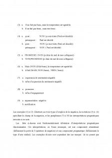 L'enseignement de la negation en francais contemporain - Pagina 5