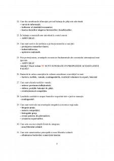Grile examen marketing internațional - Pagina 3