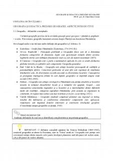 Geografie și didactica predării geografiei - Pagina 5