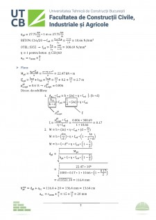 Proiectarea unui planșeu peste subsol - Pagina 3