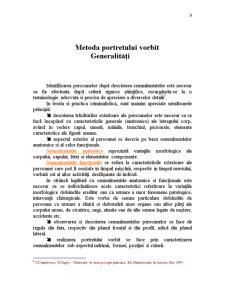 Identificarea Persoanelor prin Metoda Portretului Vorbit - Pagina 3