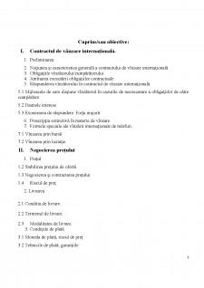 Contractul de vânzare internațională - Negocierea prețului - Pagina 1