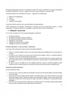 Contractul de vânzare internațională - Negocierea prețului - Pagina 3