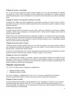 Contractul de vânzare internațională - Negocierea prețului - Pagina 4