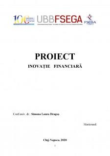 Inovație de proces pe piața asigurărilor în România - Pagina 1