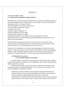 Proiectarea programului de construcție al unei sonde în foraj pe structura Boldesti - Pagina 3